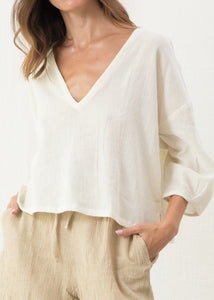 Puff Sleeve Top