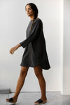 Boatneck Relax Short Dress
