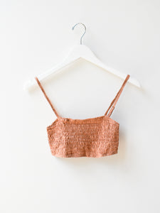 Sample Bra Top - Cafe Cream