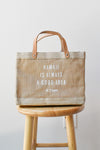 Hawaii Petite Market Bag by Apolis
