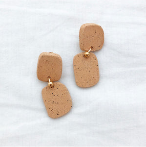 Double Cookie Earrings