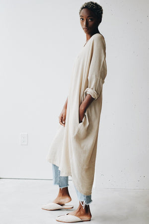 Relax Long Dress (Long Sleeve)