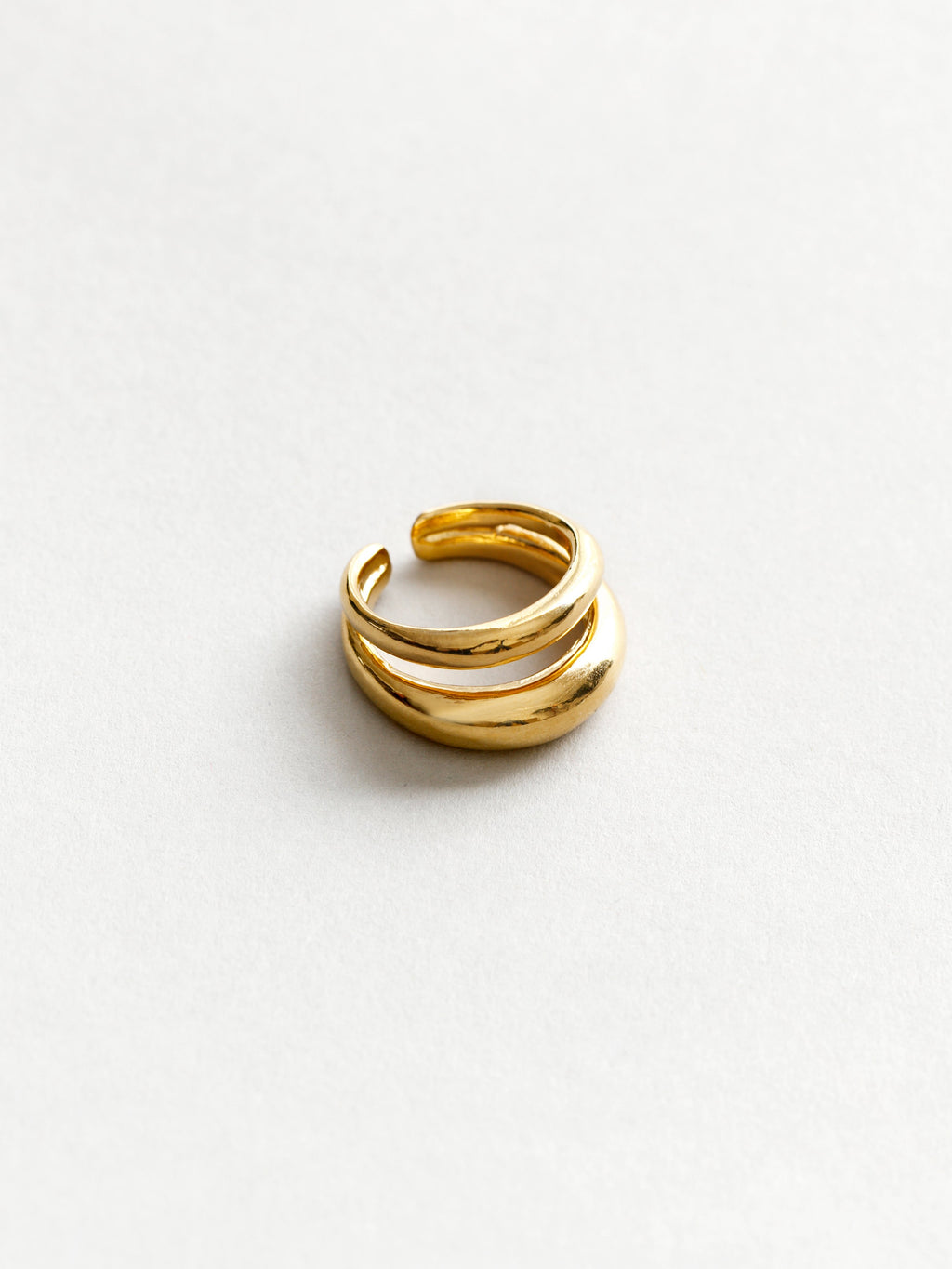 Kori Ring in Gold