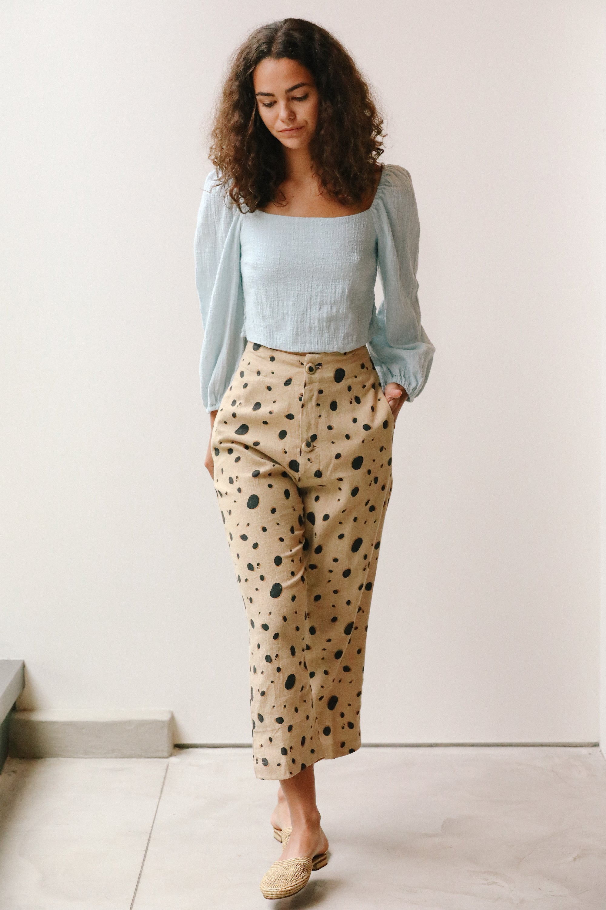 Two Button Trousers