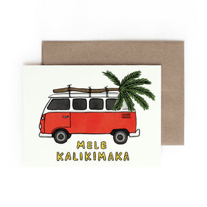 Van Greeting Card Box Set (Set of 5)