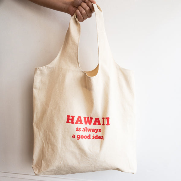 Hawaii Shopper Bag