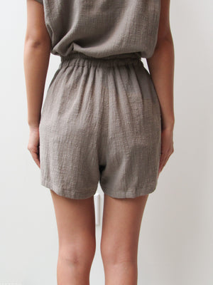 Gauze Easy Shorts