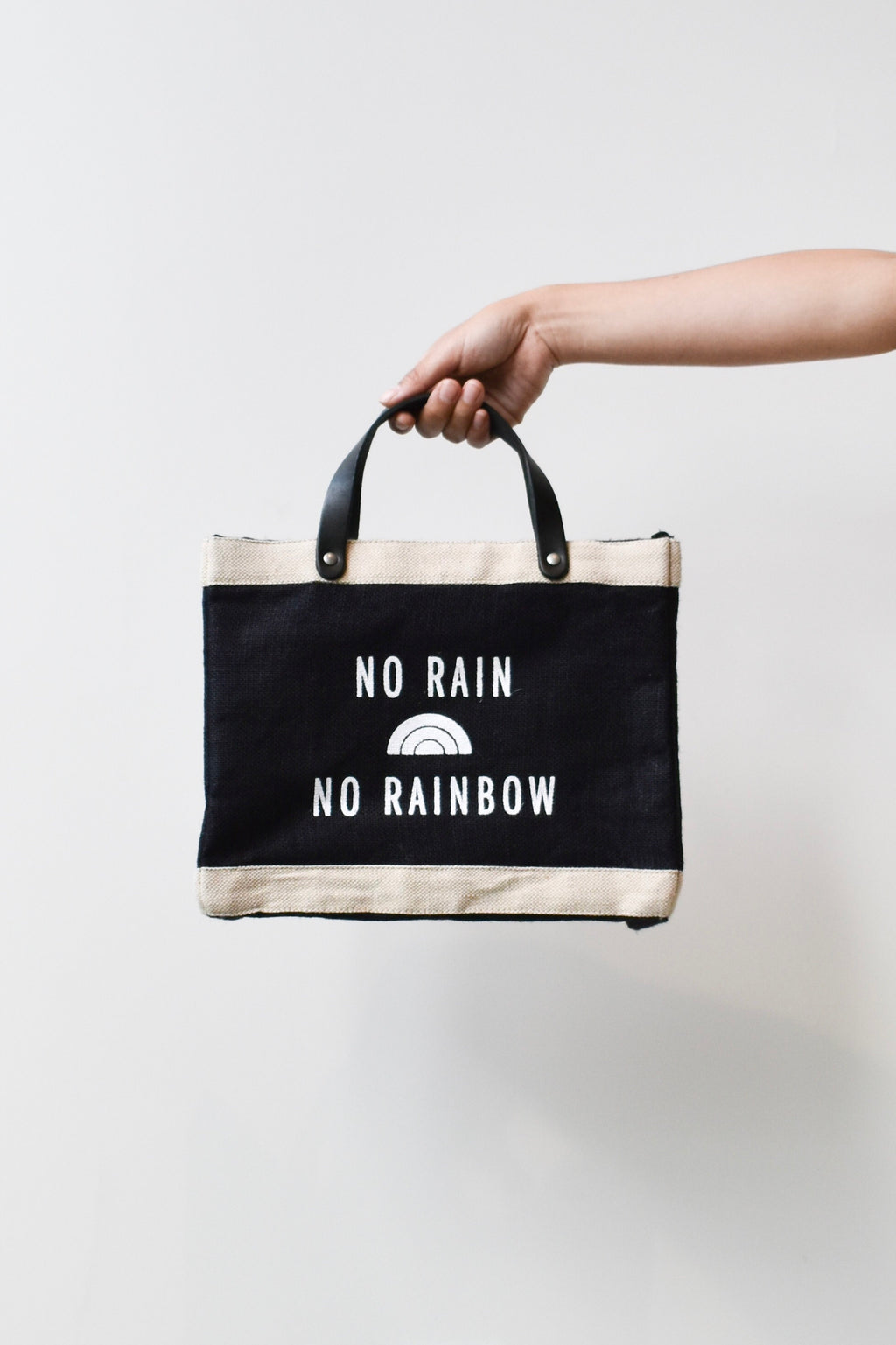 Rainbow Lunch Bag by Apolis