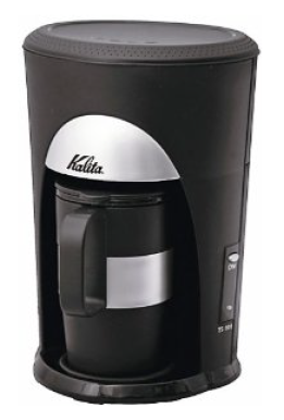 Coffee Maker Unipersonal TS-101