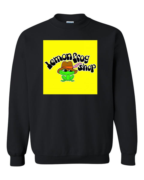 Lemon Frog - Crewneck Sweatshirt