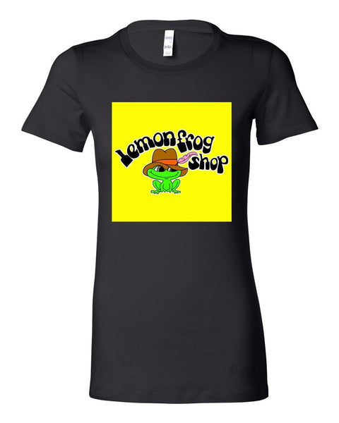 Lemon Frog Shop - Lady Tee