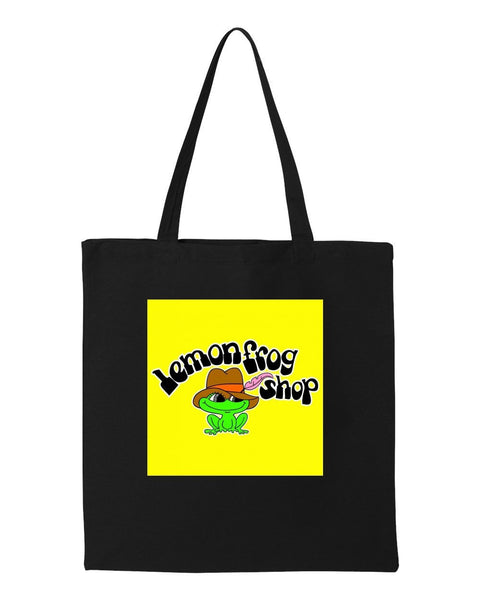Lemon Frog Shop - Tote Bag