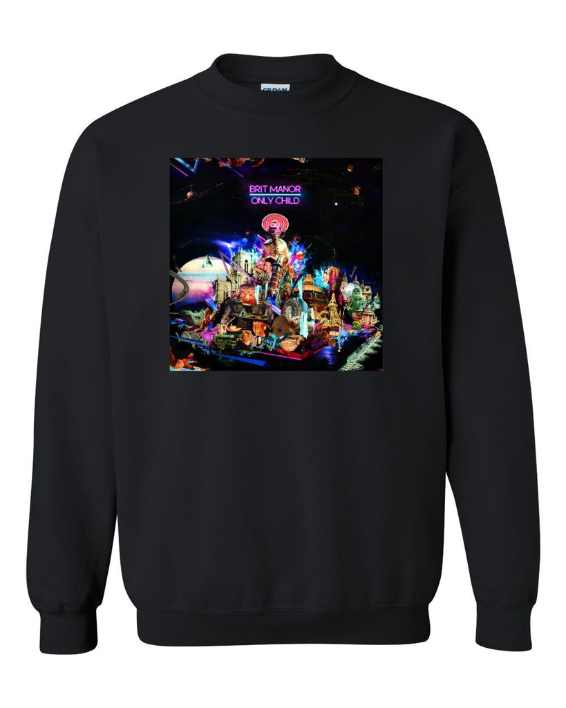 Brit Manor - Crewneck Sweatshirt