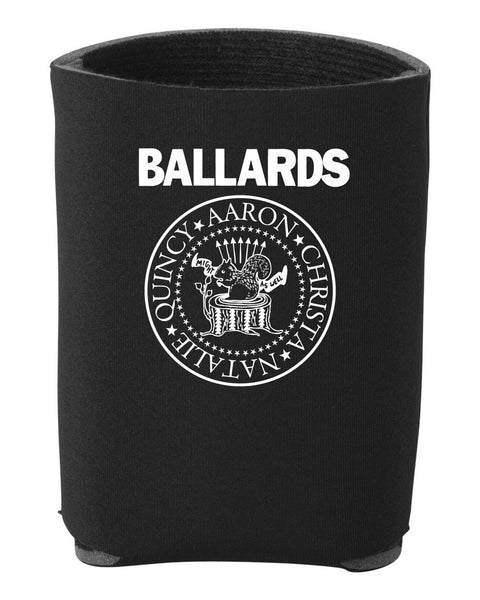 Ballard's Framing - Beer Koozies
