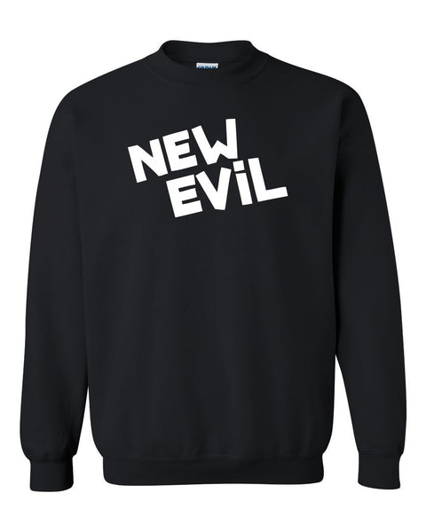 NEW EViL - Crewneck Sweatshirts