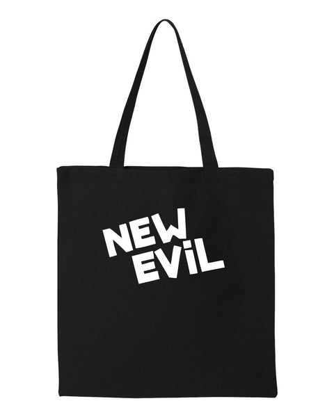 NEW EViL - Tote Bags