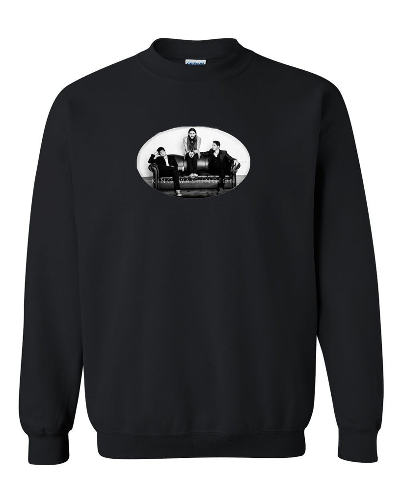 King Washington - Crewneck Sweatshirt