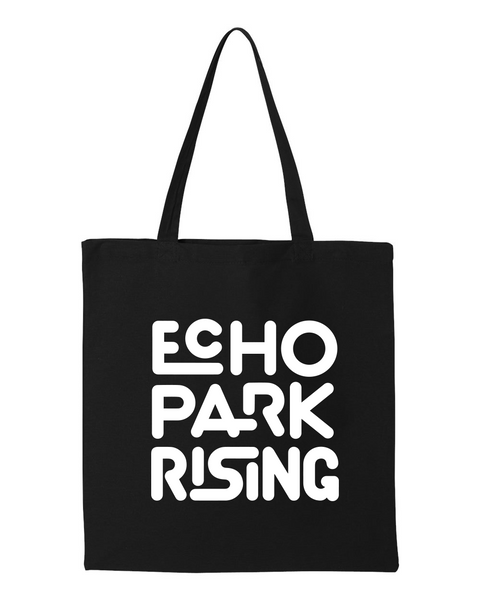 Echo Park Rising - Canvas Tote Bag