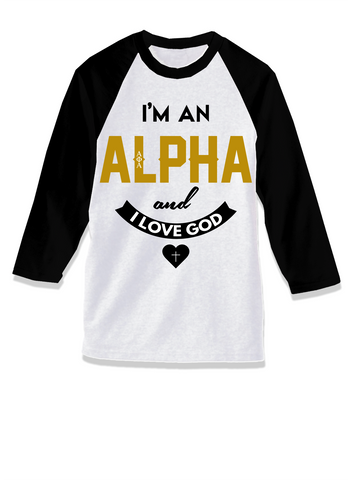 Alpha & I Love God