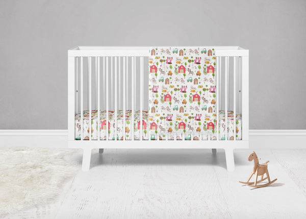 Crib Sheet - Ryder's Farm