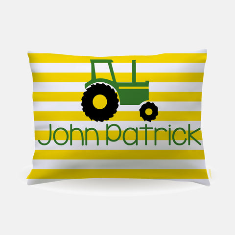 Pillow Case - standard size - Tractor