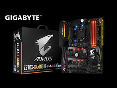 GIGABYTE AORUS 200 Series - Z270X-GAMING 8 Motherboard Unboxing & Overview