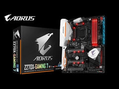 GIGABYTE AORUS 200 Series - Z270X-GAMING 7 Motherboard Unboxing & Overview