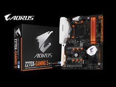 GIGABYTE AORUS 200 Series - Z270X-GAMING 5 Motherboard Unboxing & Overview