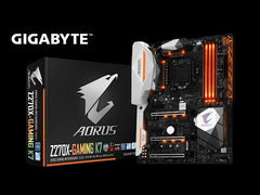 GIGABYTE AORUS 200 Series - Z270X-GAMING K7 Motherboard Unboxing & Overview
