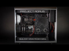 GIGABYTE Case Mod - Project AORUS