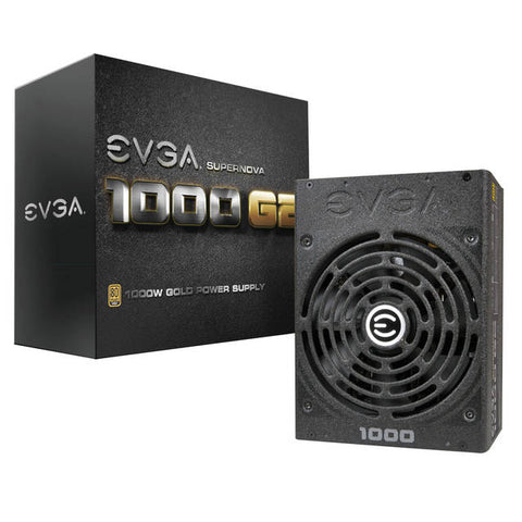 EVGA SuperNOVA 1000 G2-120 G2-1000 XR-1000W 80 Plus Gold ATX12V y EPS12V Power Supply