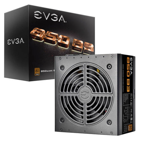 EVGA 850 B3-B3-0850 220-V1 850W 80 PLUS Bronze ATX12V y EPS12V Power Supply w modo modular y EVGA Eco / Totalmente
