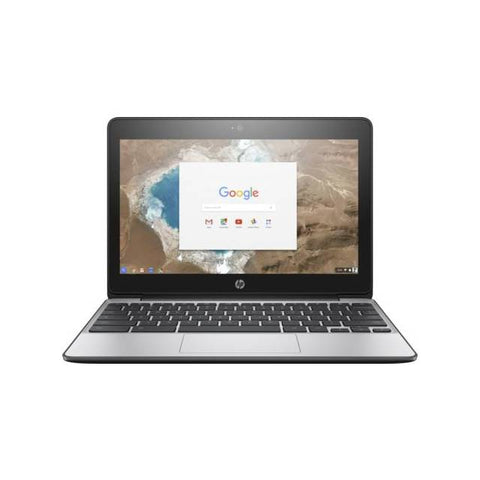 HP Chromebook 11 G5 X9U02UT # ABA 11,6 pulgadas a 1,6 GHz Intel Celeron N3050 / 4GB DDR3L / 16GB eMMC / USB3.0 / Chrome Notebook (Negro)