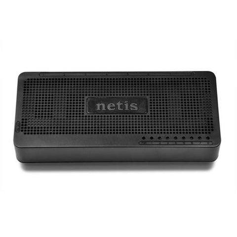 netis ST3108S de 8 puertos Fast Ethernet Switch