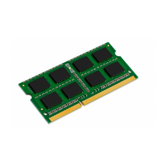 Kingston ValueRAM KVR13S9S6 / 2 DDR3-1333 SODIMM 2GB / 256Mx64 CL9 memoria portaetil