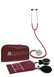 Kit Simple Baumanometro Medimetrics 5881. Burgundy