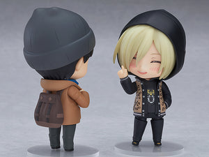 Nendoroid Yuri Plisetsky: Casual Ver. Yuri!!! On Ice