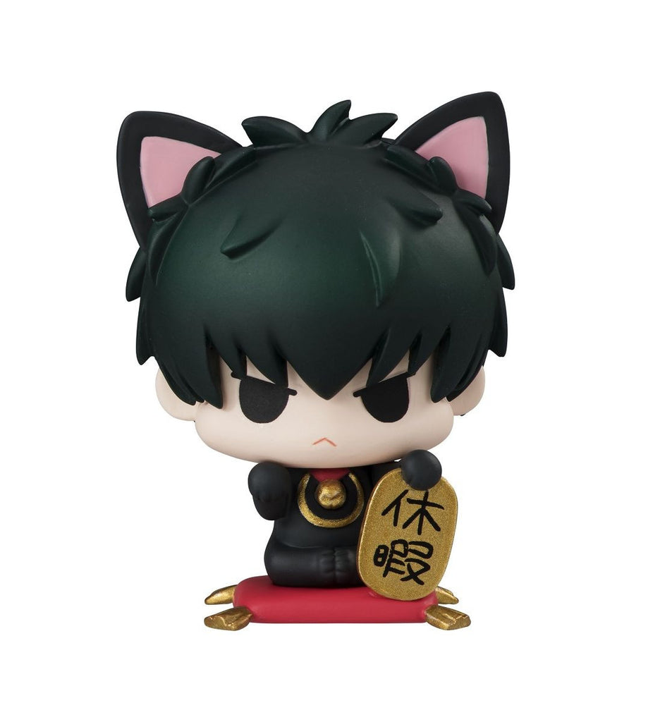 Petit Chara Land Gintama: A Fortune Cat on a Desk
