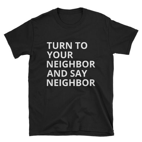 Turn To Your Neighbor - Makidada