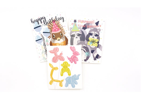 Greeting Cards - 100% Recycled Cover - White
