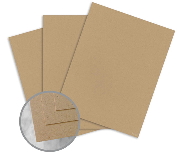 Notebooks - 100% Recycled Cover - Kraft