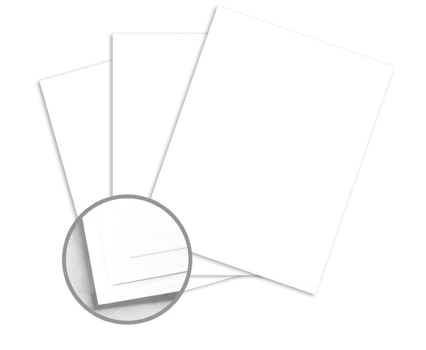 A2 Envelopes - 80lb Matte Text - White