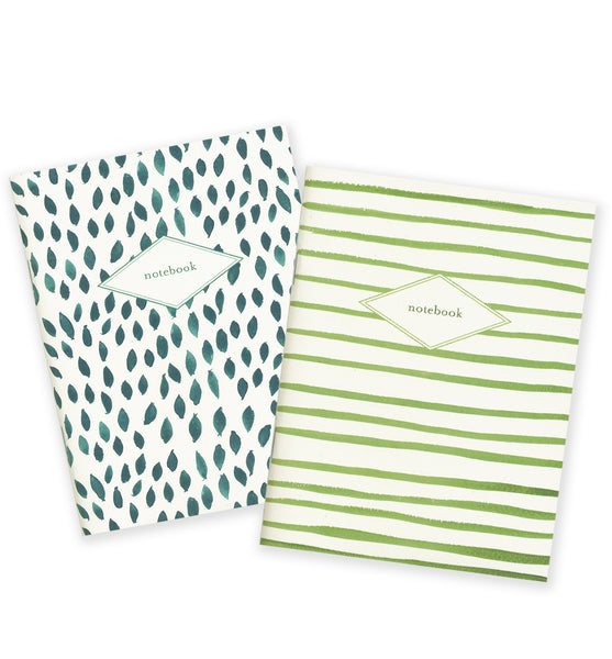 Notebooks - 100% Recycled Cover - White