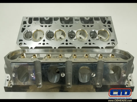 LS Performance Cylinder Heads – CID Heads - Competition