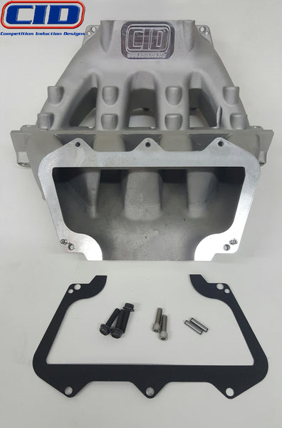 LS7 & LS3 Intake Manifolds – CID Heads - Competition Induction Designs