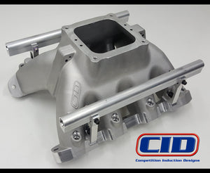 "BE 5.0 EFI SC1 - GV2 4500 Performance Intake Manifold to suit a 9.5"" deck block."