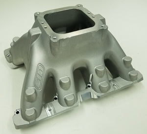 "BE 5.0 LS Oval Port Intake Manifold 9.24"" deck 4500 Carburetor"