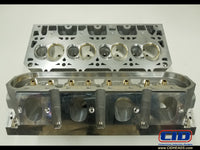 "BE LS Oval Port Cylinder Heads 4.125"" Bore Raised Exhaust (Per PAIR)"