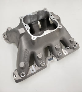 8500 Accufab Carb Pad - Throttle Body Machining