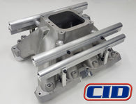 "BE 5.0 LS7 Intake Manifold 9.75"" Deck 4500 EFI Setup for 16 Injectors"